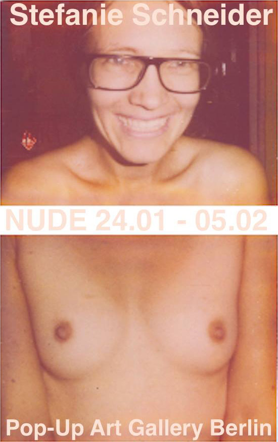 nude show pop art